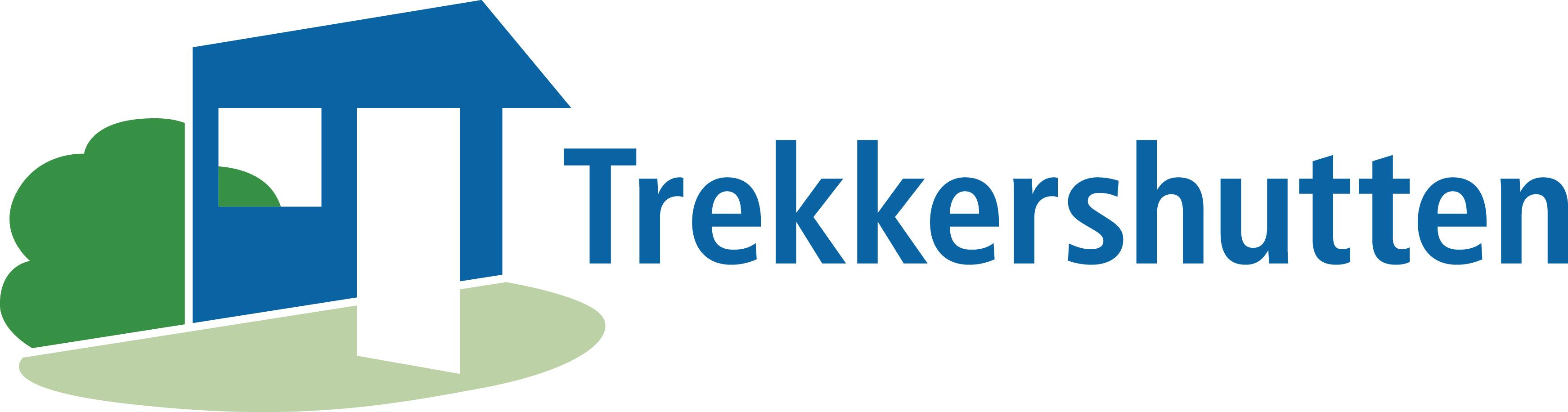 logo trekkershutten website